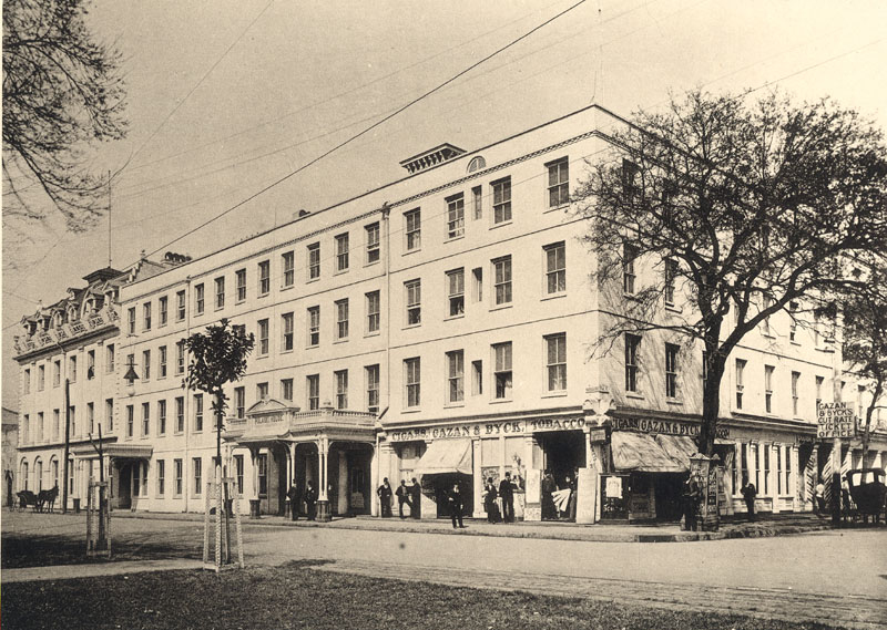 #1 Ghost Tour in Savannah, GA - Pulaski Hotel