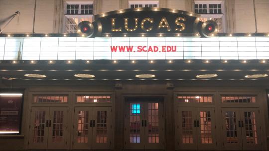 #1 Ghost Tour - Lucas Theatre