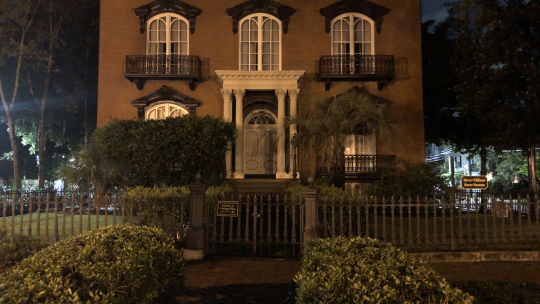 #1 Ghost Tour - Mercer-Williams Mansion