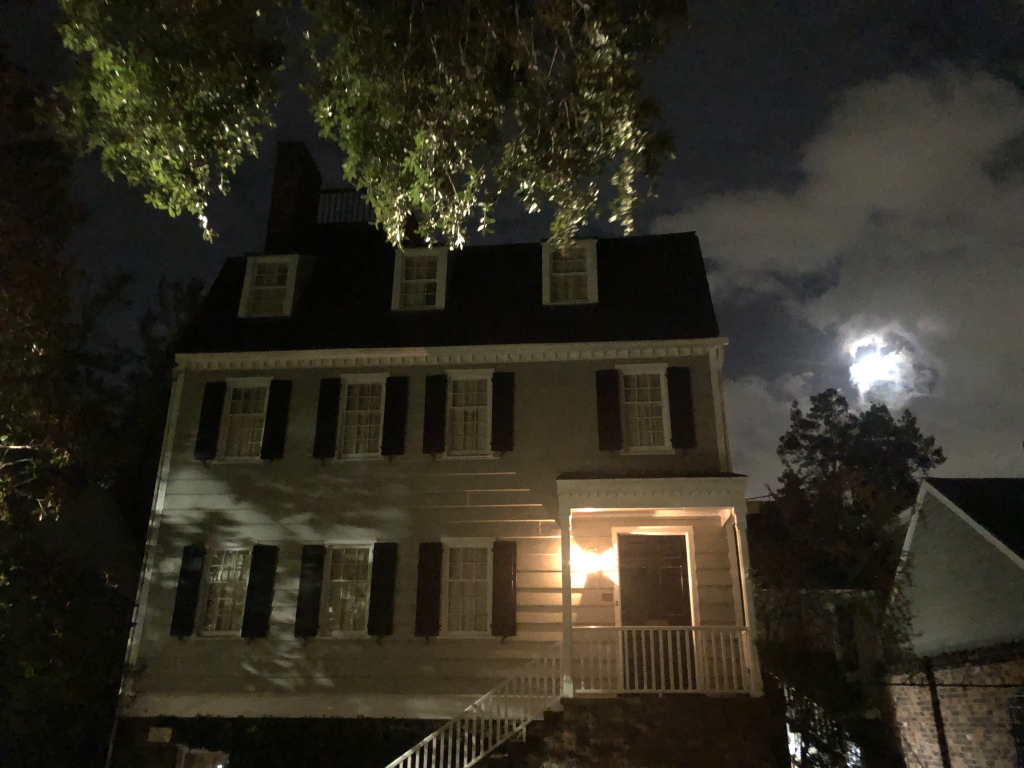#1 Ghost Tour - Hampton Lillibridge House