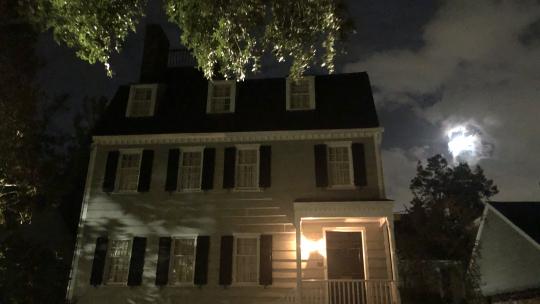 #1 Ghost Tour - Hampton Lillibridge House