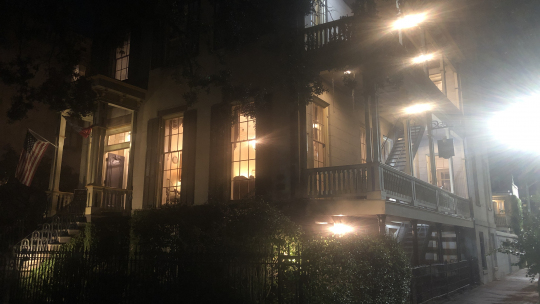 #1 Ghost Tour - Gastonian Inn