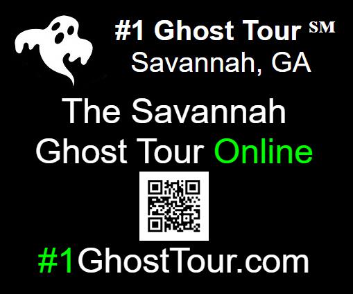 #1 Ghost Tour Full Banner Logo